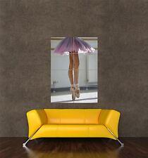 Poster impression photo théâtre de la culture Danse ballerine pirouette Tutu seb974