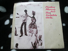 "Pauline Murray And Invisible Girls– Searching For Heaven IVE3 P/S  7"" 45 single"