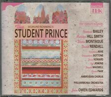 Romberg ~ The Student Prince ~ Edwards