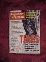POPULAR SCIENCE Magazine April 1968 Tires Hugh Downs Robert Mccall Vietnam