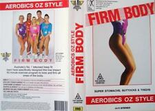 Exercise & Fitness G Rated Aerobics VHS Movies
