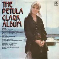 """Petula Clark – The Petula Clark Album Vinyl 12"""" LP Album PYE 1972"""