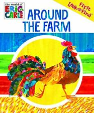 World of Eric Carle  Around The Farm My First Look And Find Activity
