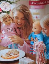 """💕 American Girl Doll Catalogue Holiday 2016 """"Joie de chaque fille"""" RARE NEW 💕"""