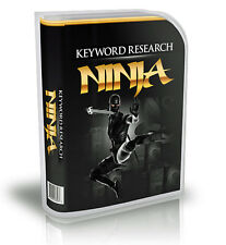 KEYWORD Research For Hidden Profits And Uncovers Niche Markets New Software (CD)