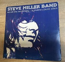 33 tours USA Steve Miller Band Recall the beginning ...a journey from Eden 1972
