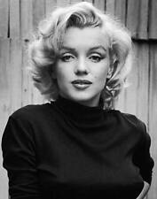 1434 MARILYN MONROE Black & White 8.5 x 11 Glossy Picture Photo  NOT 8 X 10