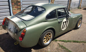 MG MIDGET ASHLEY GT HARDTOP NEW FROM MANUFACTURER IN KIT FORM