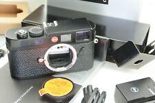 Leica M9 10704 18MP Digitalkamera -body  Auslösungen 8375