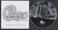 Mega Rare The Chicago Story Greatest Hits 2002 Singapore 2x CD FCS6110