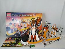 LEGO Mars Mission 7690 MB-01 Eagle Command Base with Box Free Postage