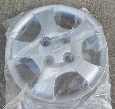 "13"" 2000 01 02 Hyundai Accent 5 Spoke Hubcap Wheel Cover 5296025600"