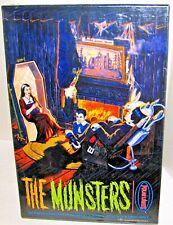 Polar Lights 1997  The Munsters Living Room Model Kit Sealed In Box