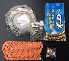 AFAM Kit de cadena KTM 950 Super Enduro R,16-45-118,naranja,Kettenkit,LC8 06-08