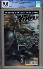 BLACK PANTHER: MAN WITHOUT FEAR #520 - CGC 9.8 - KRAVEN AND STORM - 2039459020