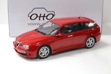 1:18 OTTO Alfa Romeo 156 GTA Sportwagon red 2002 NEW bei PREMIUM-MODELCARS