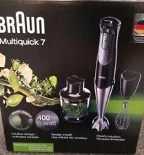 *New* Braun MultiQuick 7 Smart Speed Hand Blender