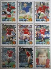 Futera Manchester United 1999 COMPLETE PLAYERS EDITION FOIL Card Set
