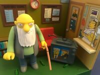 The Simpsons World of Springfield Retirement  Castle Interactive Environment