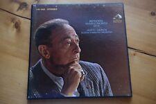 Beethoven HEIFETZ MUNCH Violin Concerto RCA LSC-1992  nipper insert