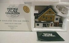Dept 56 New England Series, Jannes Mullet Amish Barn 5944-7, Retired