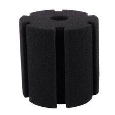 Aquarium Filter Biochemical Sponge Foam Replacement Black X7Q5
