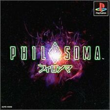 PS1 Philosoma Japan PS PlayStation 1 F/S