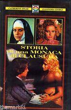 Storia di una Monaca (1974) VHS Eden Video Catherine Spaak Eleonora Giorgi VHS