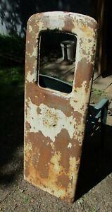 Vintage Wayne 80 / MS-80  Gas Pump Door Martin Schwartz Good One  #2