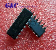 10PCS ICL8038 ICL8038CCPD INTERSIL IC OSCILL GEN/VOLT CONTROL 14DIP NEW D6