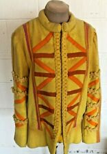 Sadlers Wells Theatre costume - Yellow Pantomime - Musical  theatrical costume