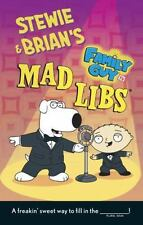 Mad Libs: Stewie and Brian's Family Guy Mad Libs by Price Stern Sloan and...