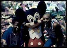 1992-93 COMIC IMAGES PRISMS HARLEM GLOBETROTTERS MICKEY MOUSE #P4