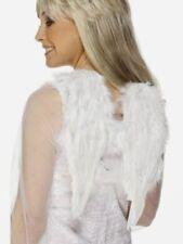 Complementos de color principal blanco de poliéster para disfraces y ropa de época, ángeles