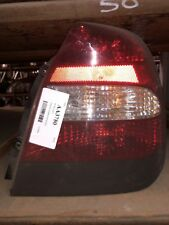 Daewoo Nubira 1999 2000 Sedan Right Hand Taillight Tail Lamp Indicator Lamp