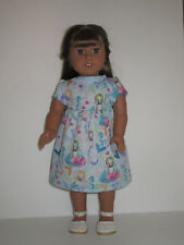 """Pretty Mermaids Dress for 18"""" Doll Clothes American Girl"""