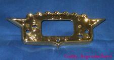 1957 Cadillac Trunk Crest Bezel Ornament Emblem 57