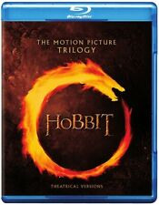 The Hobbit: The Motion Picture Trilogy (Theatrical Versions) [New Blu-ray] Box