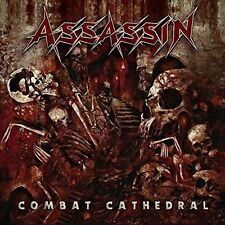 Assassin - Combat Cathedral [New Vinyl]