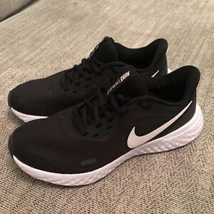 Nike Revolution 5 Women's Running Trainers Black Size 5