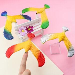 Novelty Balance Eagle Bird Toy Magic Maintain Balance Home Fun Toy Kid GiftBYUA