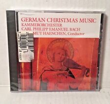 NEW German Christmas Music Kammerorchester Bach (CD, 1993)