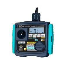 6201AKY Portable Appliance Tester Kyoritsu Kew6201aky 7123 (Power Cord (Au))