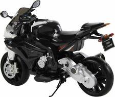 Kinderfahrzeug Kinderelektro Motorrad BMW S1000 RR 12V  Gummireifen Eva