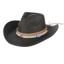 Paglia Da Cappello Di Spiaggia Cappello a Tesa Larga Pieghevole