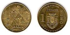 Etampes, 1 euro, 1998 - Euros temporaires des villes