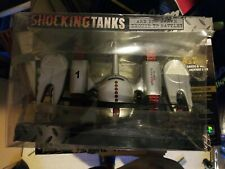 Rare Paladone Products Shockaholics Shocking Tanks opened in Box