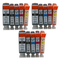 15x Ink Cartridge PGI 225 CLI 226 Compatible For Canon PIXMA IX6520 IP4820 MX892