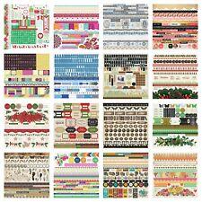 Kaisercraft 15x Sticker Sheets Grab Bag VALUE Scrapbook Paper Bulk FREE SHIPPING