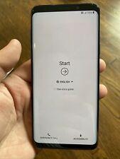 Samsung Galaxy S9 Plus SM-G965 - 64GB - Coral Blue (T-Mobile) Smartphone